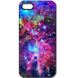 Amazon.com: s9q space nebula universe pattern retro galaxy tribal patterned case hard cover back skin protector for apple iphone 5c style c: cell phones & accessories