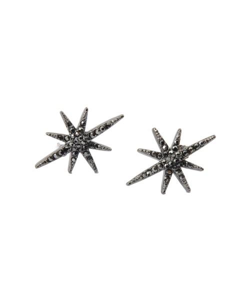FEDERICA TOSI earings black jewels