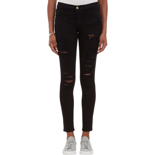 Frame Denim Le Skinny de Jeanne at Barneys.com