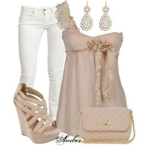nude sandals sandals shoes wedges