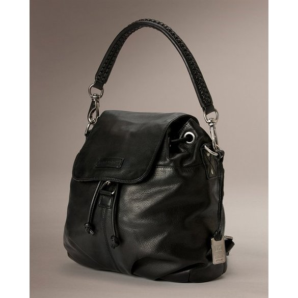 Frye Jenny Backpack - Black