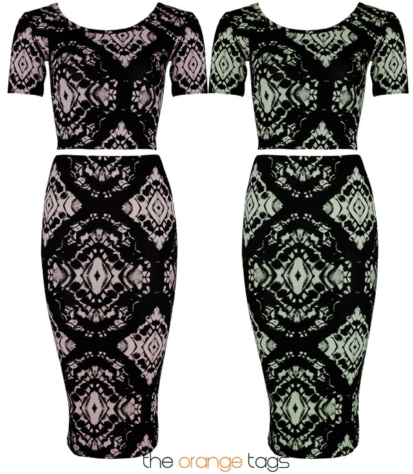 dress print skirt top bodycon skirt suit suit crop tops midi dress pencil skirt pink mint sexy 2014 summer spring two-piece fall trend