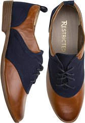 RESTRICTED BETSY OXFORD SHOE > Womens > Footwear > New | Swell.com