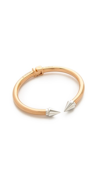 Vita Fede Mini Titan Two Tone Bracelet | SHOPBOP