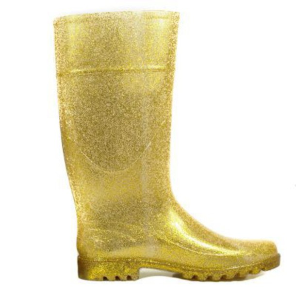 shoes, glitter, wellies, rubber boots