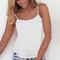 Daniela cut-out tank top – dream closet couture