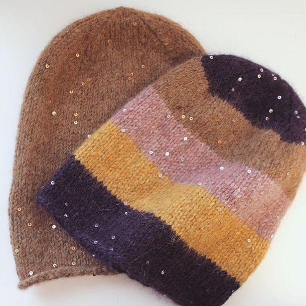 1d8bcd4ba0f hat vicuna stripes sequins trendy headwear hatsandotherstories beanie alpaca