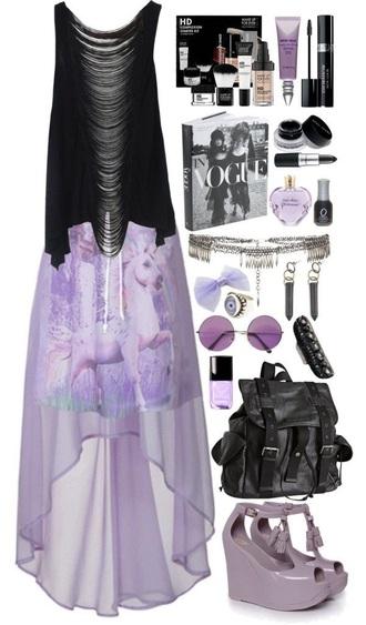 skirt unicorns unicorn kawaii style dope