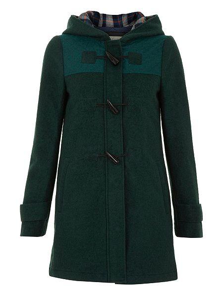 The off duty duffel coat