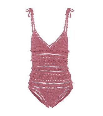 cotton pink swimwear