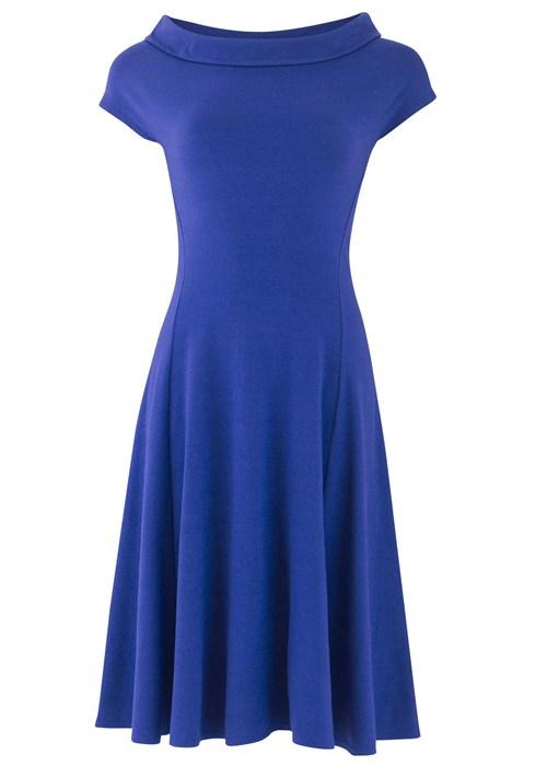 Teresa dress in blue