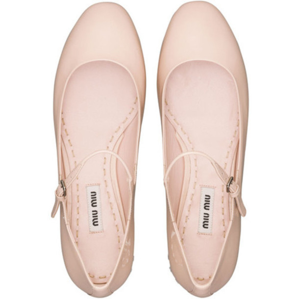 shoes miu miu ballet london rebel