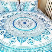 home accessory,blue bedding set,blue mandala bedding set,bedding,mandala,donna cover,comforter covers,comforter cover set,quilt cover set,duvet cover set,donna cover set,queen donna cover set,medallion bedding set,medallion quilt cover,medallion duvet cover,medallion donna cover,medallion comforter cover,boho duvet cover set,boho quilt cover,boho comforter cover,handmade duvet cover,boho chic bedding set,bedroom,boho bedroom decoration,wedding gift,holiday gift,duvet,quilt,donna