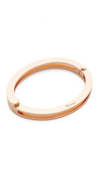 cuff rose gold rose cuff bracelet gold jewels