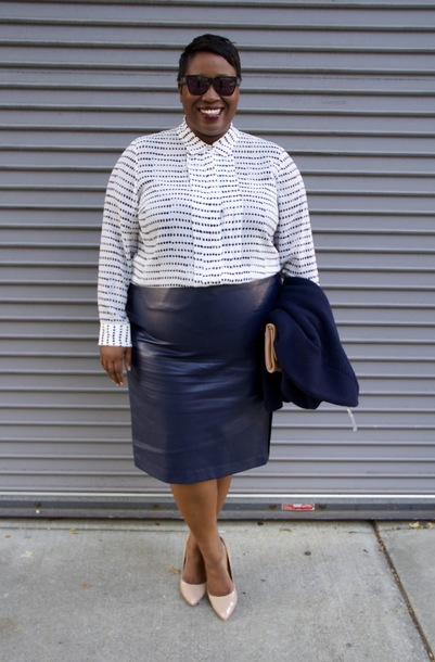 shirt, plus size interview outfit, curvy, plus size, plus ...