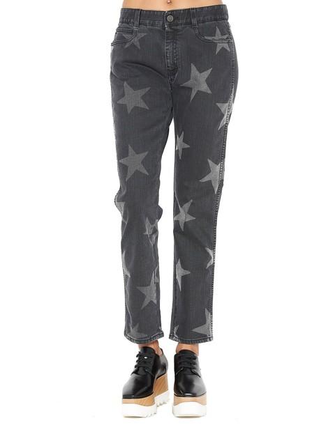 Stella McCartney jeans black