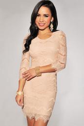 beige,apparel,accessories,clothes,dress,mini dress