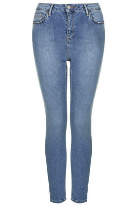 MOTO Salt and Pepper Jamie Jeans - Jeans - Clothing - Topshop