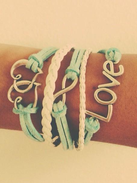jewels mint bracelets