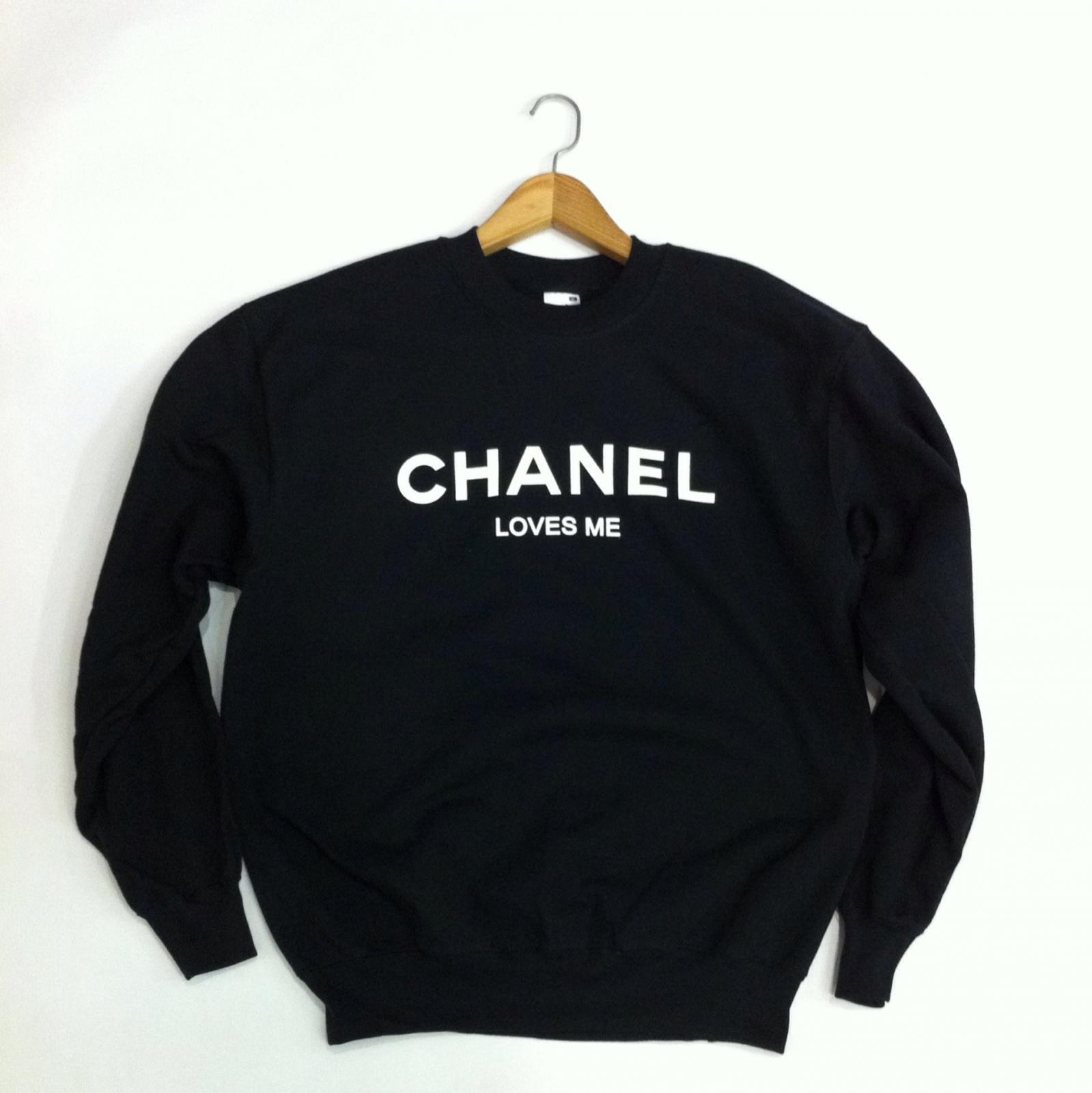 Sudadera Chanelovesme precios comprar Sudadera Chanelovesme precio barato
