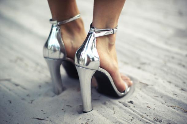 23cea7e2949 ASOS HOMETOWN Heeled Sandals at asos.com