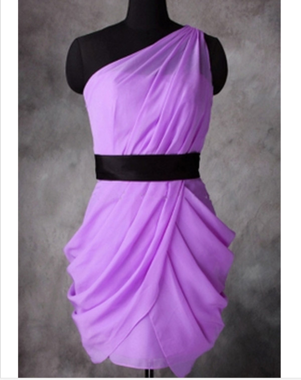 purple purple dress purple prom dresses homecoming dress dress
