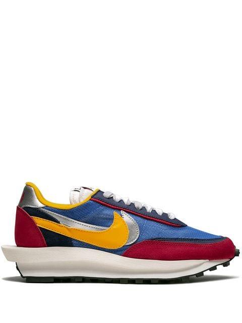 Nike LDV Waffle/Sacai Sneaker - Farfetch