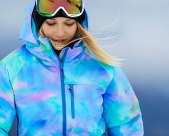 jacket roxy pretty winter jacket snowboarding winter sports
