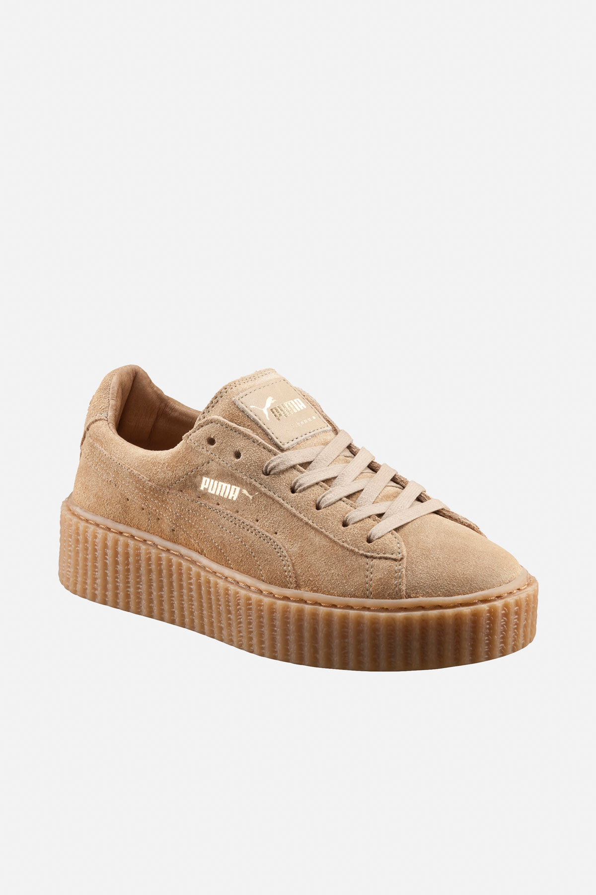 puma by rihanna suede creepers shop puma by rihanna opening ceremony. Black Bedroom Furniture Sets. Home Design Ideas