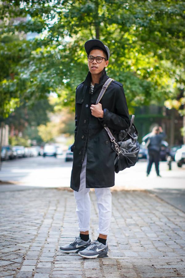 closet freaks blogger bag coat shoes