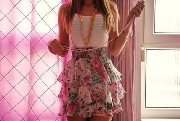 dress skirt sweater