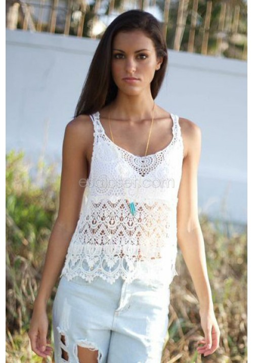 Coachella- Head to your summer music festival in our Coachella top! Thi