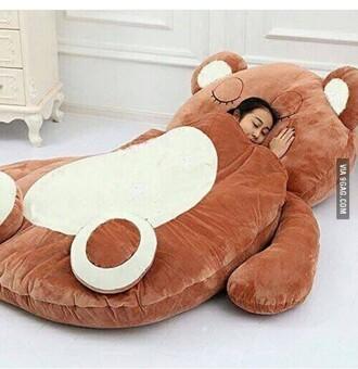 teddy bear bear lazy day cozy sleeping bag bean bag home accessory giant teddy bear tumblr bedroom pillow bed aliexpress