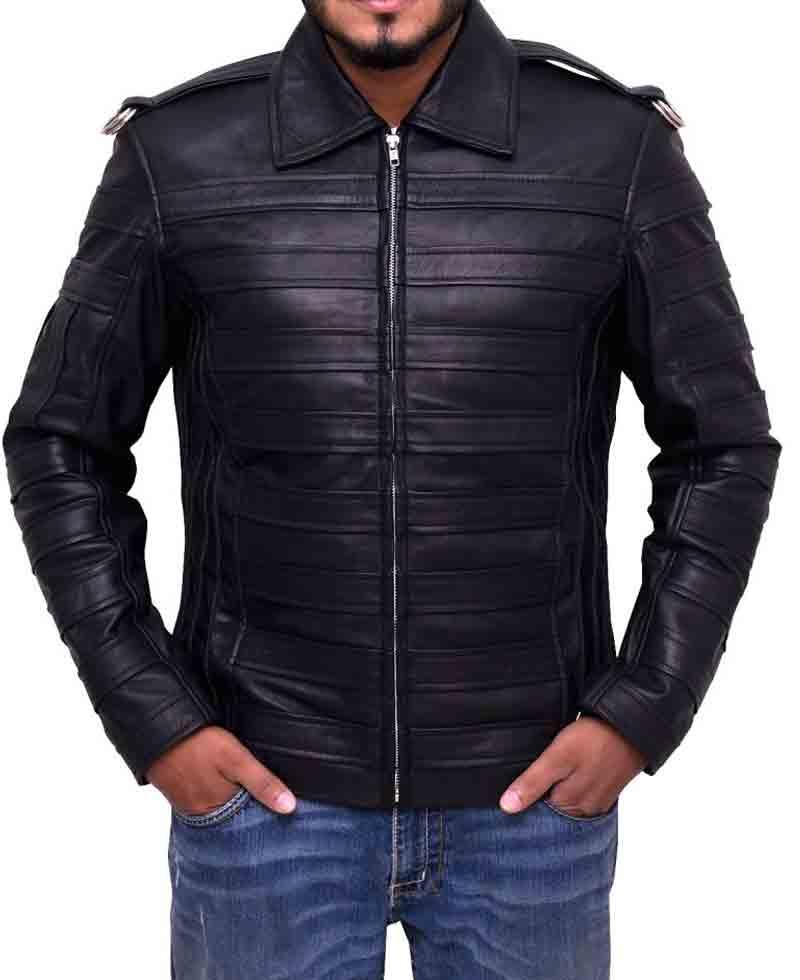 Stylish Signer Michael Jackson Man in The Mirror Jacket - Films Jackets