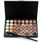 40 colors mini eyeshadow palette set kit glitter shimmer cosmetic portable eye makeup