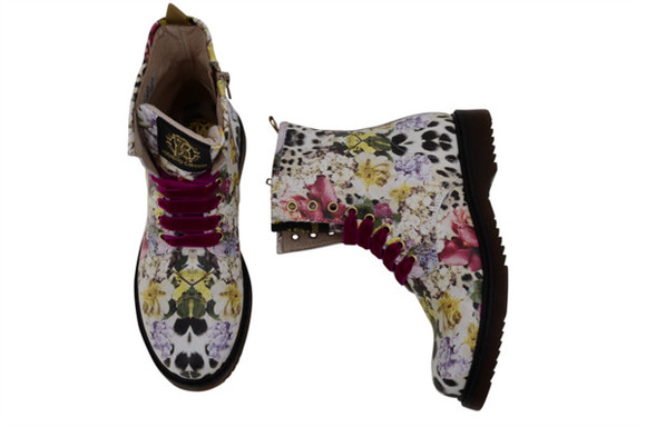 shoes boots ankle boots kids shoes roberto cavalli girls shoes