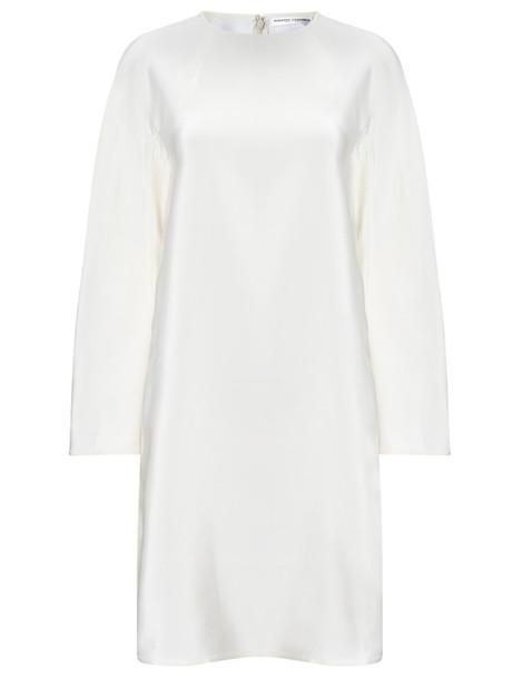 BARBARA CASASOLA top tunic long white