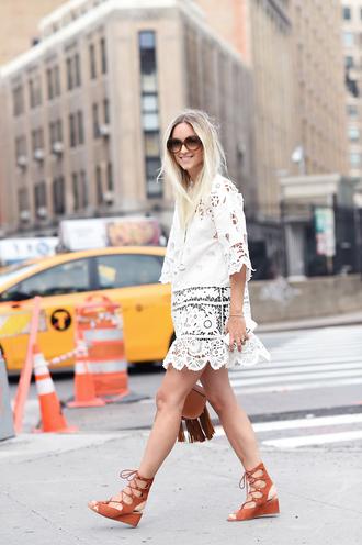the fashion guitar blogger dress shoes bag sunglasses