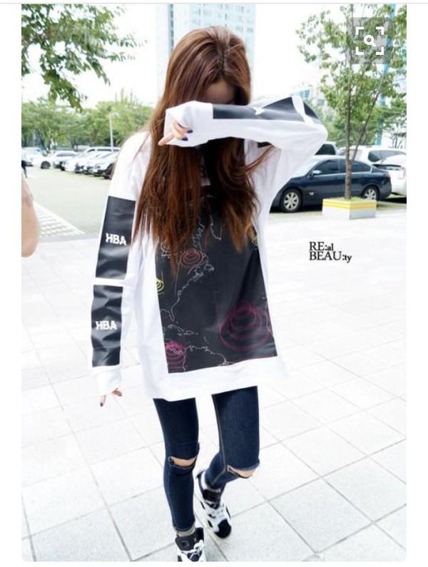Top Im Jin Ah After School Nana Orange Caramel Style Korean Fashion Clothes Tumblr K Pop