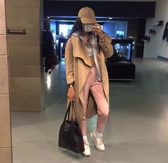 pants urban dusty pink