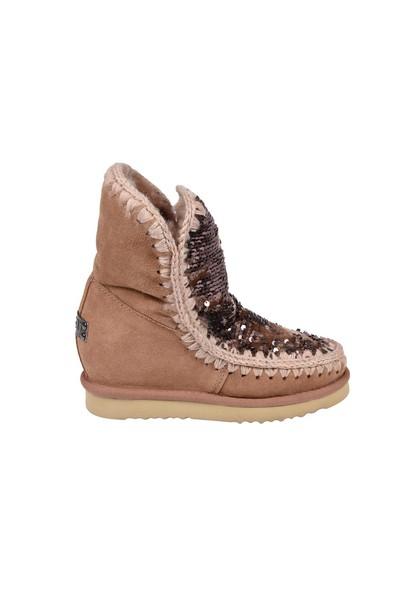 Mou short pink shoes