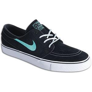 Nike SB Janoski - Men s - Skate - Shoes - Stefan Janoski - Black Mint f47141b06
