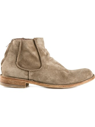women boots suede grey shoes