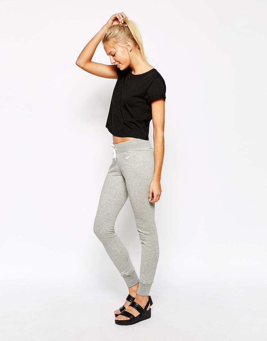 Nike Skinny Sweat Pants at asos.com