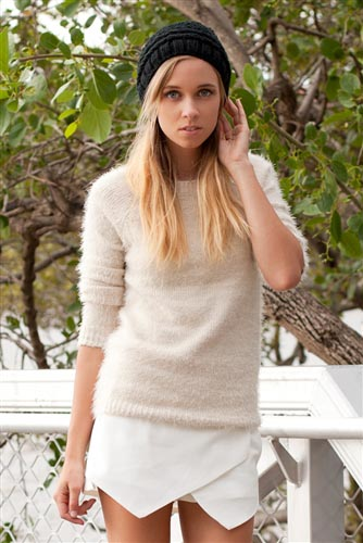Shop Fashion Avenue - Fluffy Knit