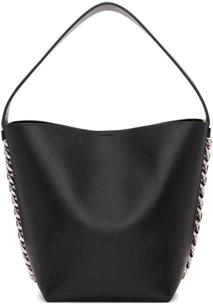 Givenchy infinity bag bucket bag black