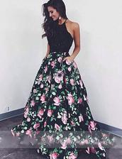 dress,black formal dresses,outlet formal dresses,ball gowns formal dresses,sleeveless formal dresses,haltered formal dresses,floor length formal dresses,crystal beads ruffle formal dresses,hollow for