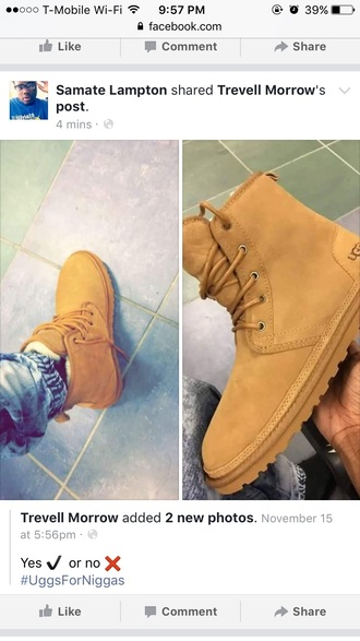 shoes ugg boots mens shoes