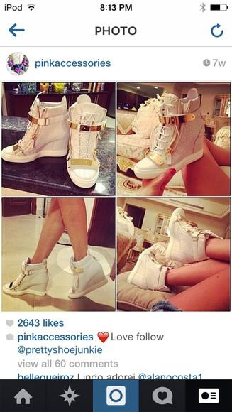 sneakers sneakers high wedges sneaker wedges pink sneaker sneaker heals