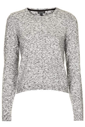 Space Dye Jumper - Knitwear - Clothing - Topshop
